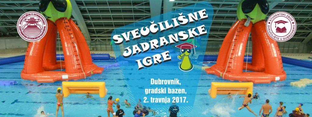 Sveučilišne studentske igre u Dubrovniku