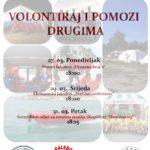 Volontiranje u Gradskom društvu Crvenog križa Split na Sveučilištu