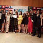 ESN Split u Berlinu dobio nagradu za najbolje promicanje studentske mobilnosti
