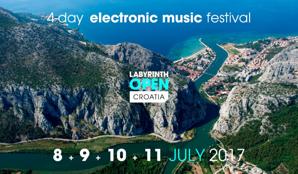 Poklanjamo 100 studentskih ulaznica za festival elektronske glazbe Labyrinth Open Croatia